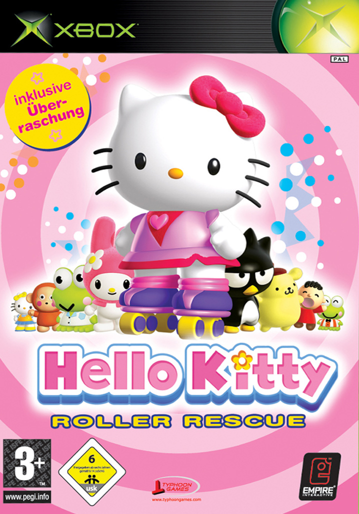 Hello Kitty - Roller Rescue