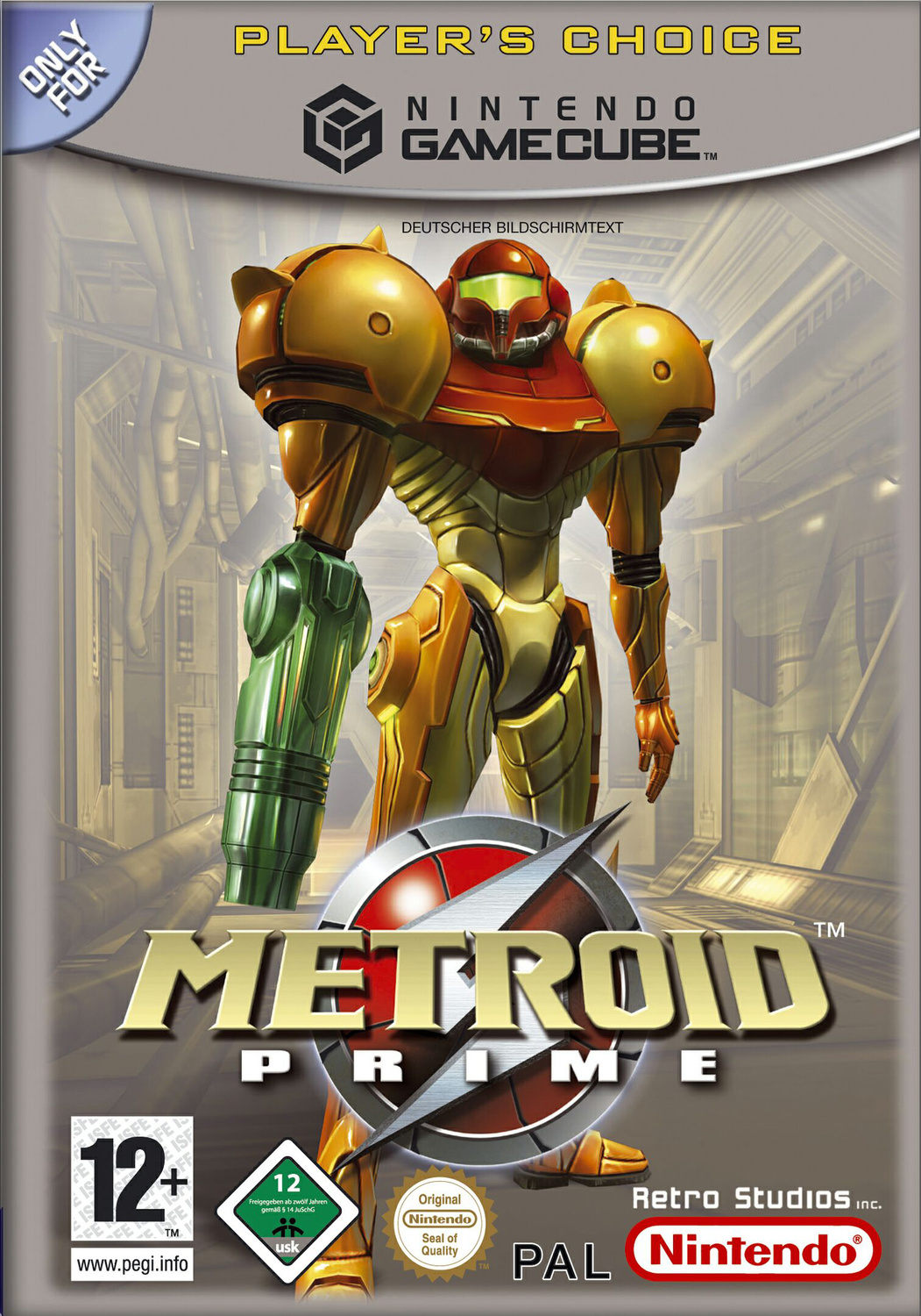 Metroid Prime (Player´s Choice)