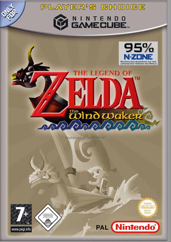 Legend of Zelda: Wind Waker [Players Choice]