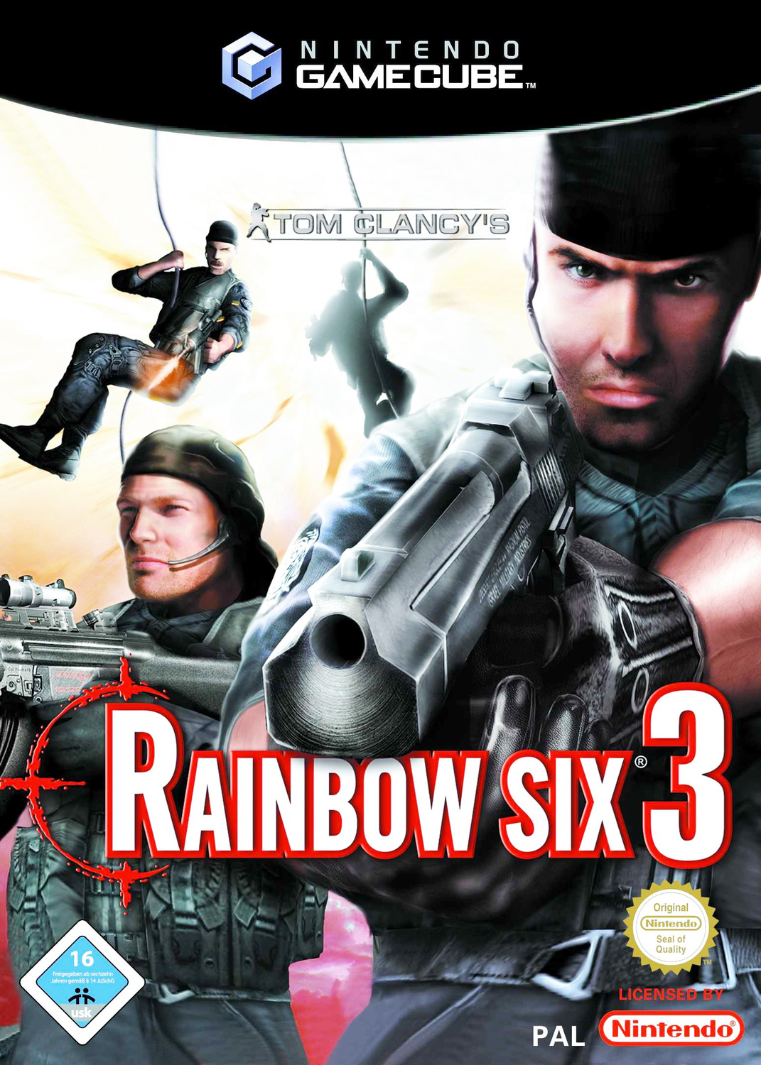 Tom Clancy´s: Rainbow Six 3