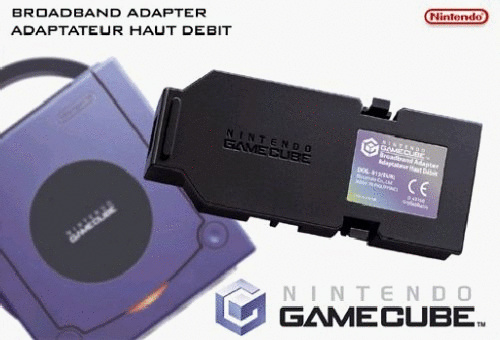 Breitband Adapter Nintendo Broadband Adapter