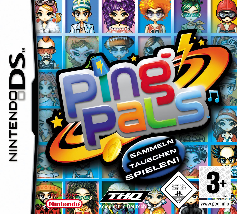 Ping Pals- Sammeln,Tauschen,Spielen