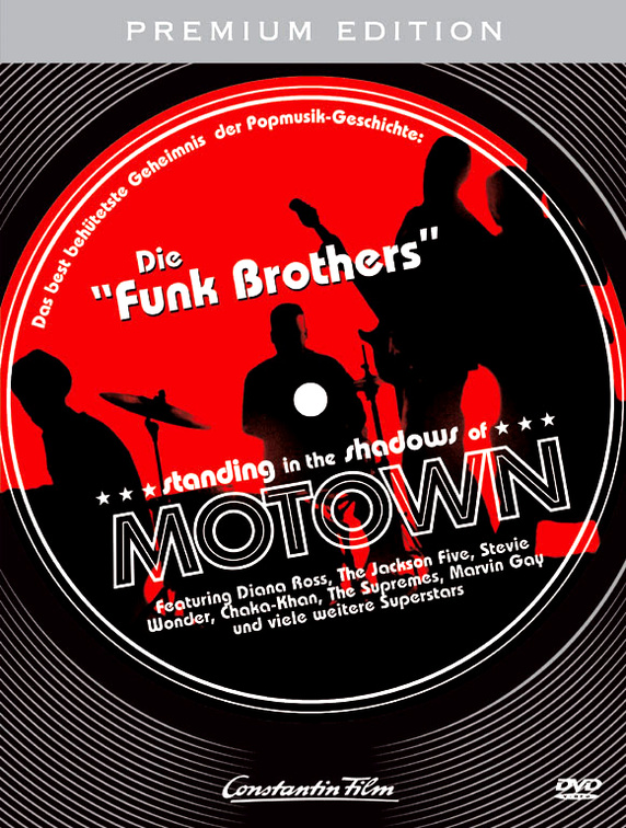 Standing in the Shadows of Motown [Premium Edit...