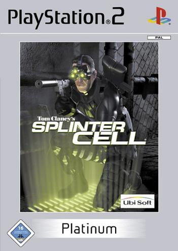 Tom Clancy´s Splinter Cell [Platinum Edition]