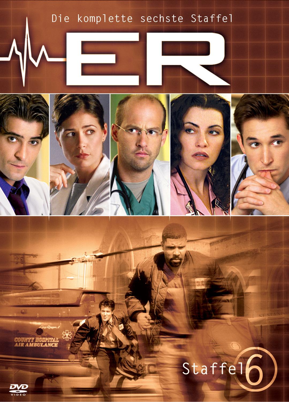 Emergency Room - Season 6 (3 DVD´s)