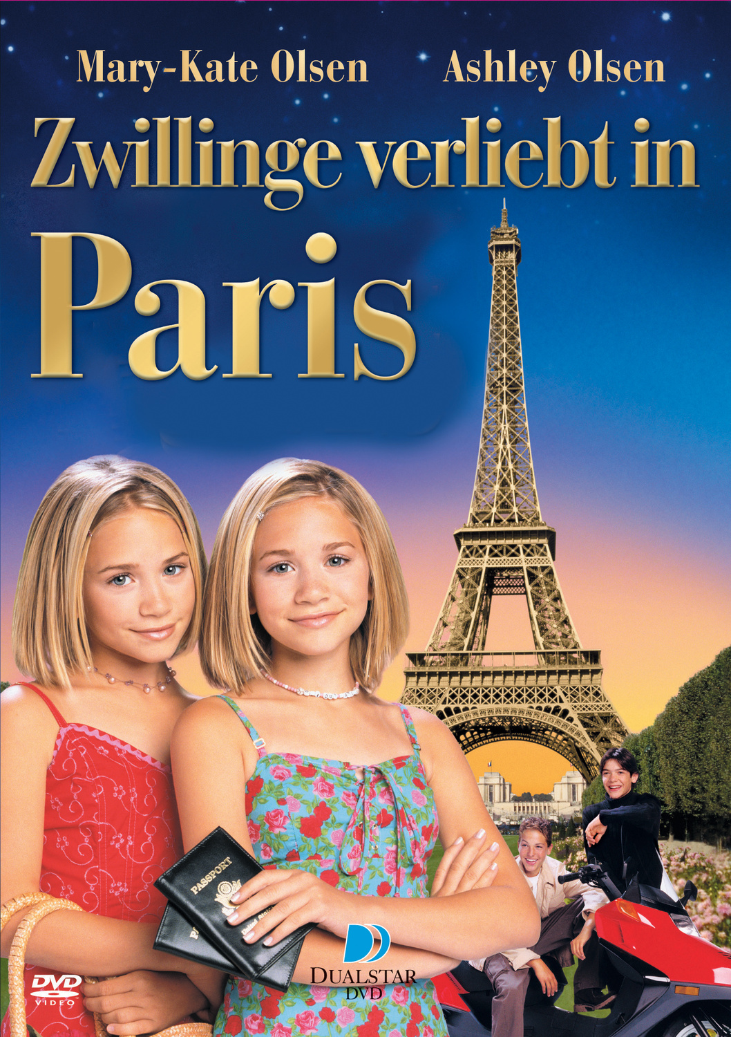 Mary-Kate & Ashley: verliebt in... Zwillinge ve...