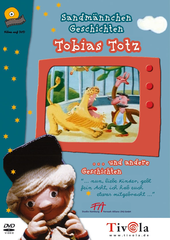 Sandmännchen: Tobias Totz und andere Geschichten