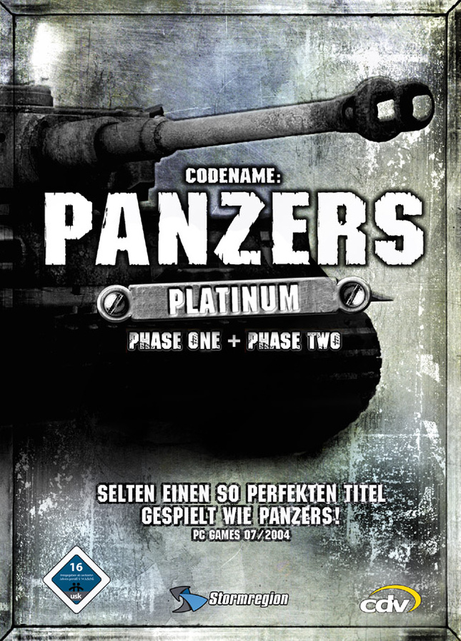 Codename Panzers: Phase One + Phase Two (Platinum) (PC-DVD)