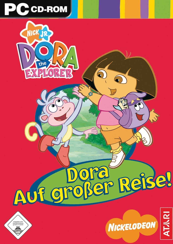 Dora the Explorer: Auf großer Reise Back Pack