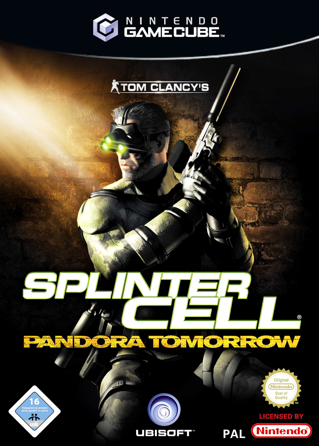 Tom Clancy´s Splinter Cell: Pandora Tomorrow