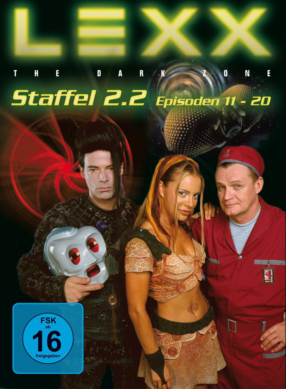 LEXX - The Dark Zone - Staffel 2.2