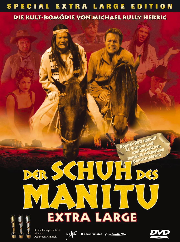 Schuh des Manitu, Der - Extra Large (2 DVDs)