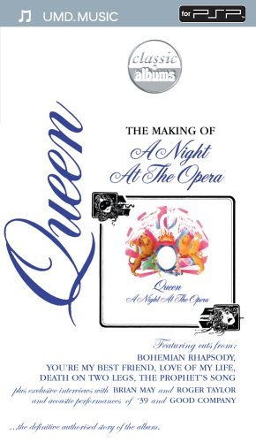 Queen - Making of a night at the opera - Classi...