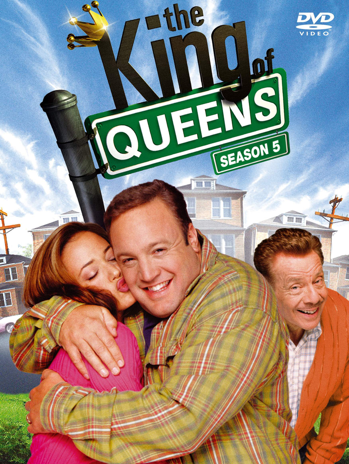 The King of Queens - Season 5 [4 DVD]