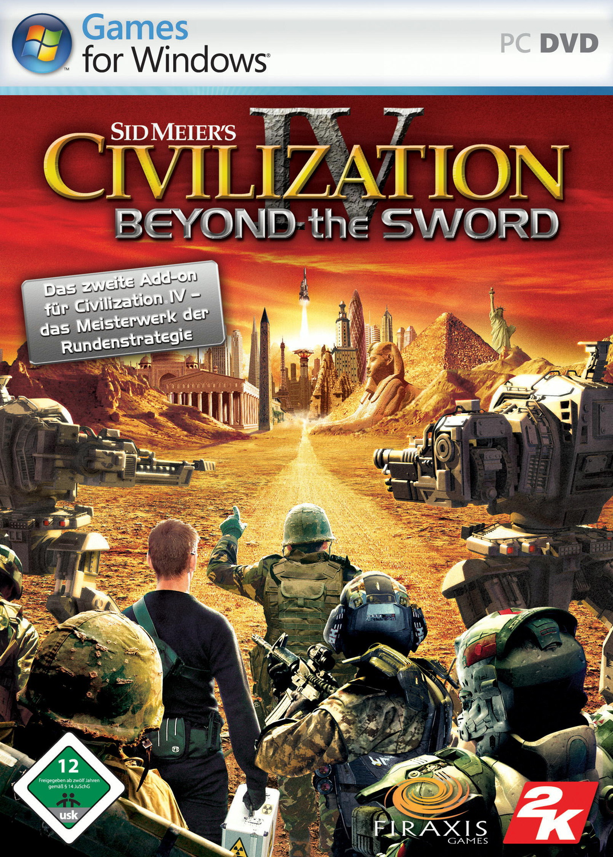 Civilization 4: Beyond the Sword AddOn