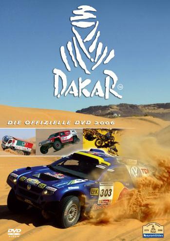 Dakar 2006 - Die offiziell DVD