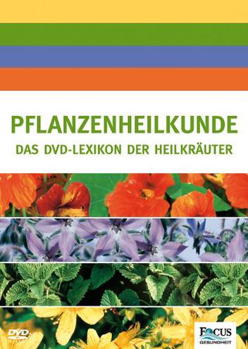 Pflanzenheilkunde DVD Lexikon der Heilkräuter
