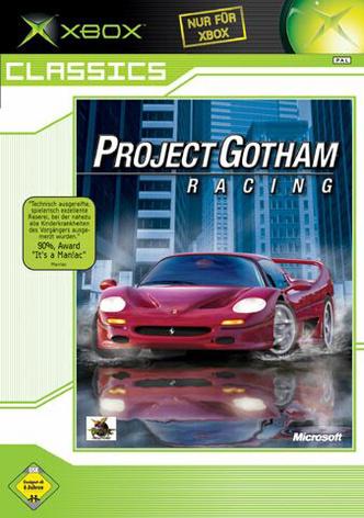 Project Gotham Racing (X-Box Classics)
