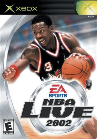 NBA Live 2002 - Xbox Classics