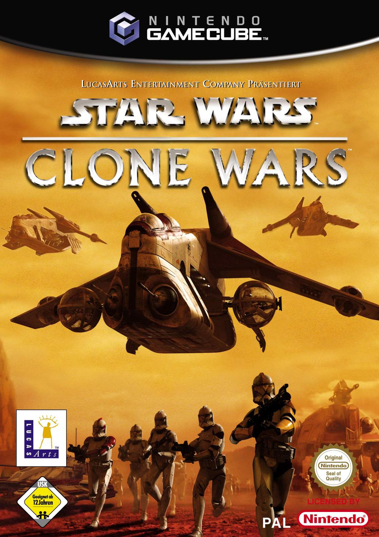 Stars Wars - Clone Wars