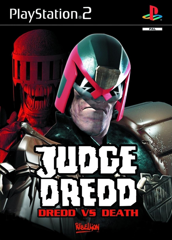 Judge Dredd - Dredd vs Death
