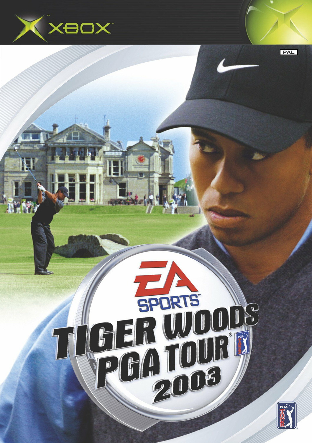 Tiger Woods PGA Tour 2003 - Tiger Woods PGA Tour 03