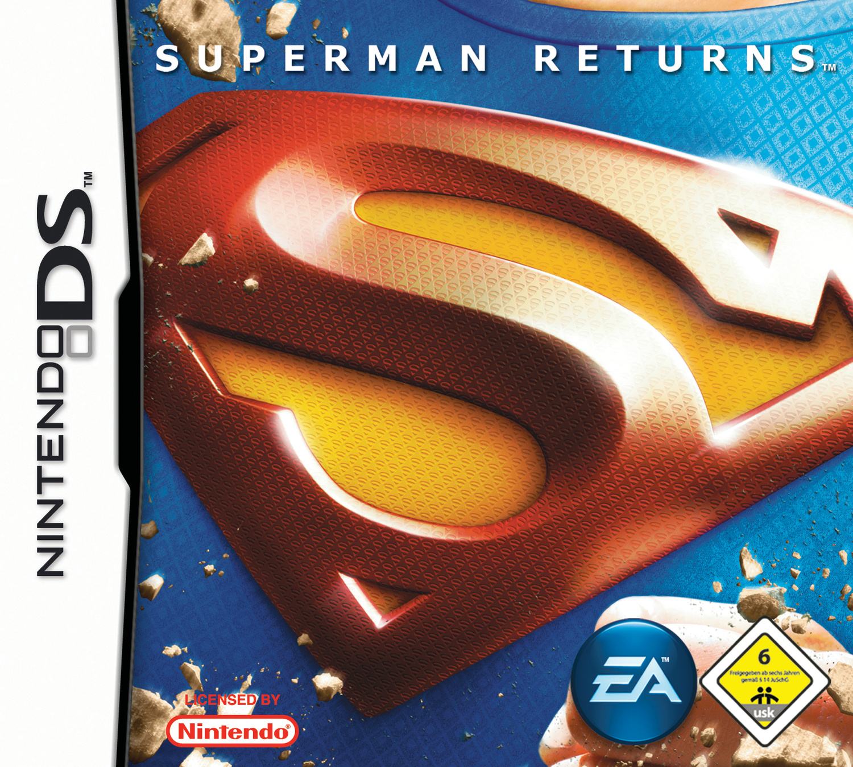 Superman Returns - The Videogame