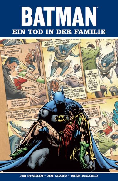 Batman: Ein Tod in der Familie - Jim Starlin