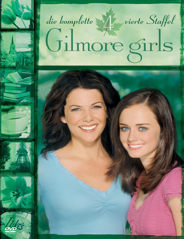 Gilmore Girls - Staffel 4