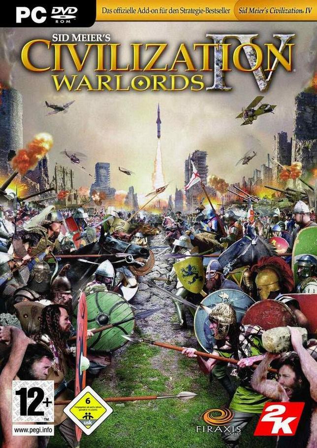 Civilization 4: Warlords AddOn