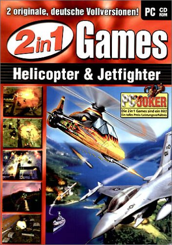 2 in 1 Games: Jetfighter & Helicopter