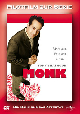 Monk - Pilotfilm Mr. Monk und das Attentat