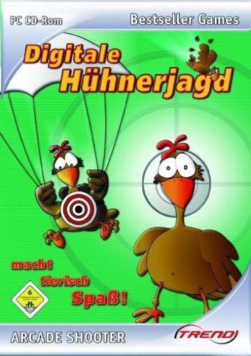 Digitale Hühnerjagd
