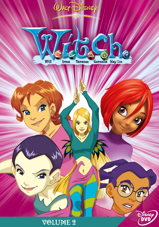 W.I.T.C.H. - Volume 2