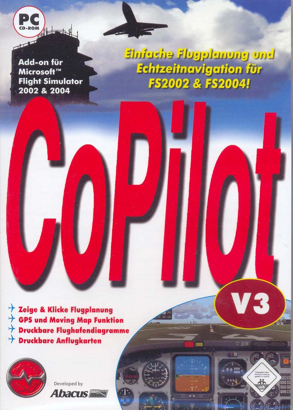 Co-Pilot 3 AddOn