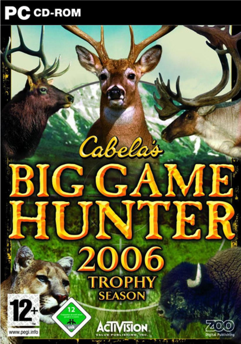 Cabela´s Big Game Hunter 2006