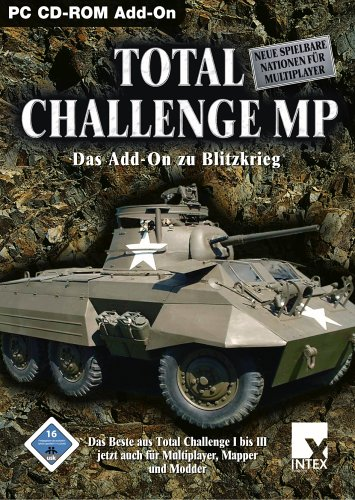 Blitzkrieg AddOn Total Challenge MP Multiplayer