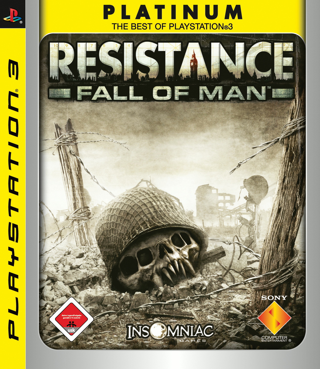 Resistance: Fall of Man [Platinum Edition]
