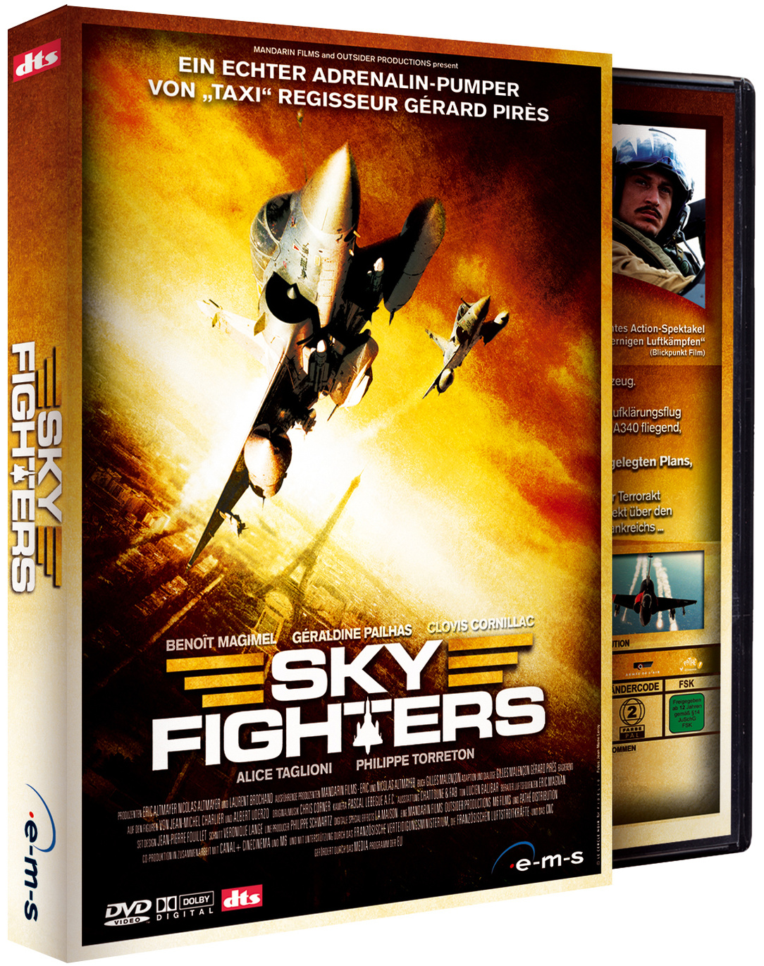 Sky Fighters - Special Edition (2 DVD´s)