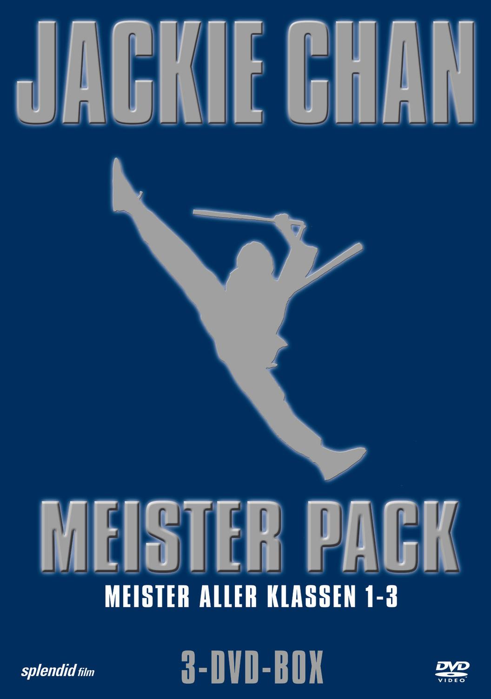 Jackie Chan - Meister Pack (1-3) Meister aller ...