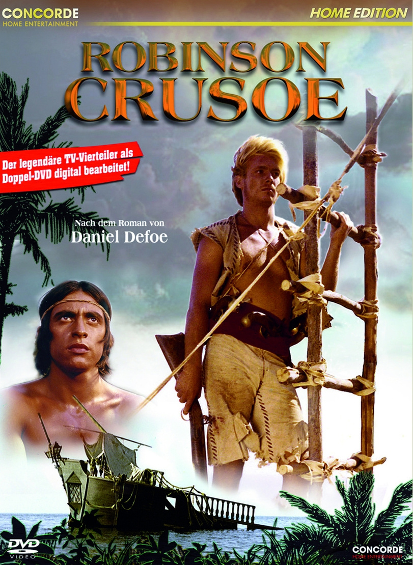 Robinson Crusoe (2 DVDs)