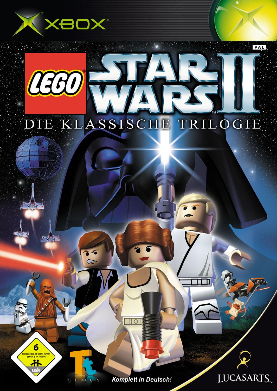 Lego Star Wars II : Die klassische Triologie