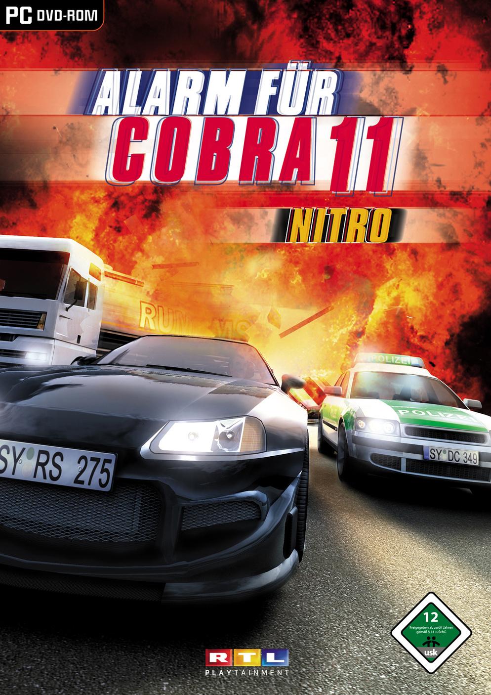 RTL Alarm für Cobra 11 Vol.4 Nitro