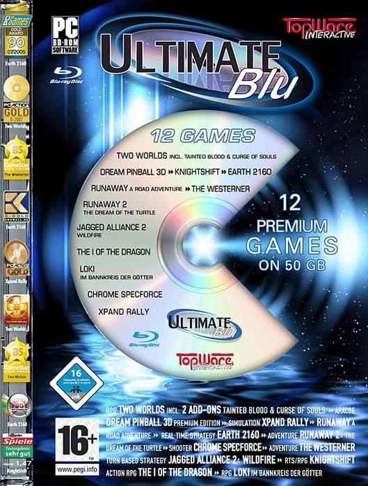 Ultimate Blu (only BLU Ray) Achtung nur für BLU...