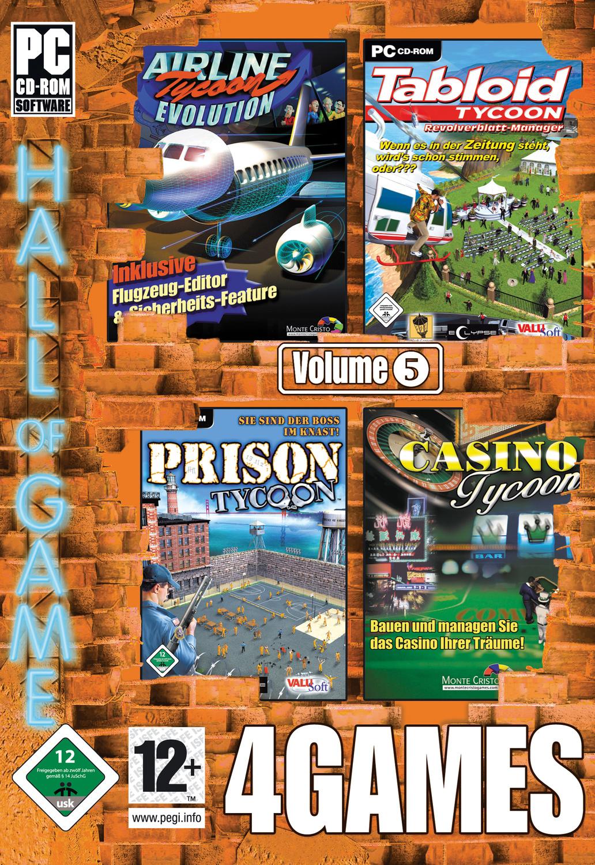 4Games Volume 5