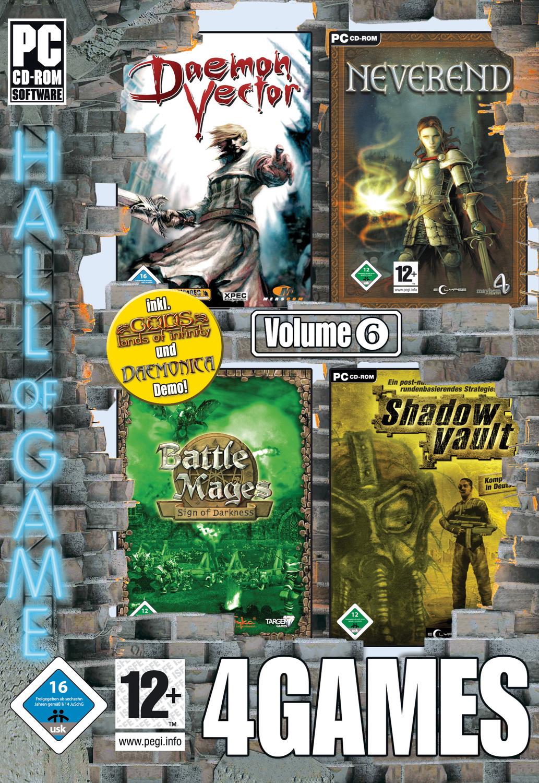 4Games Volume 6