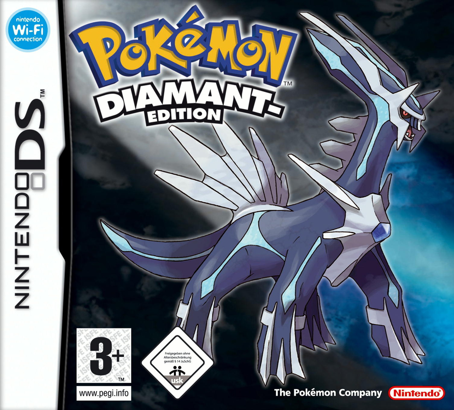 Pokémon Diamant Edition