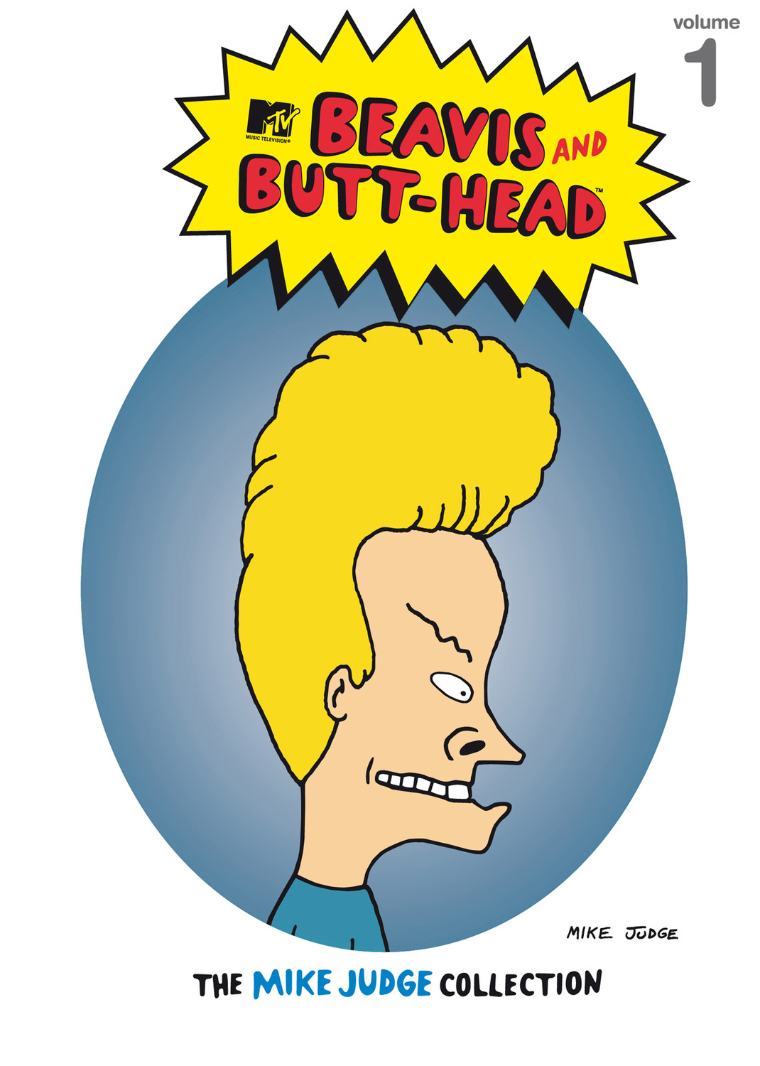 MTV Beavis & Butthead Mike Judge Collection - V...