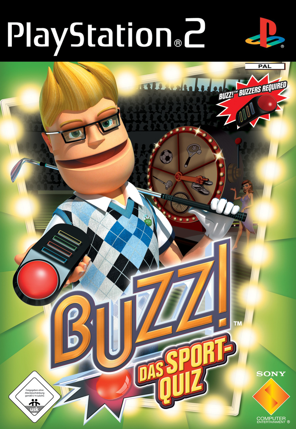 Buzz! Sport Quiz (Software)