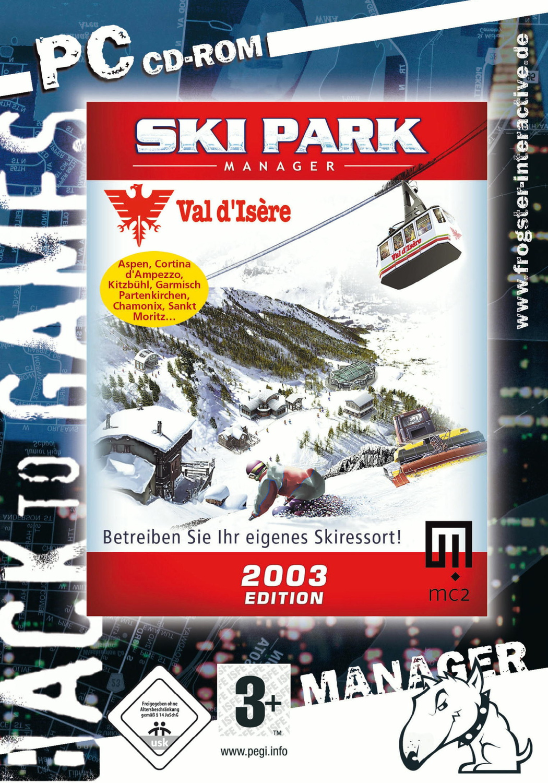 Ski Park Manager - Val d´Isere 2003